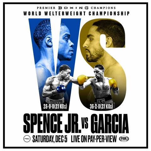 Spence Garcia Flyer