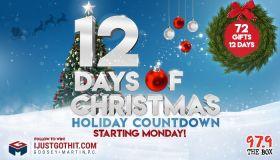 12 Days of Christmas KBXX