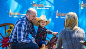 U.S.-HOUSTON-LIVESTOCK SHOW AND RODEO-ARRIVAL
