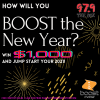 Boost Mobile Contest 2021