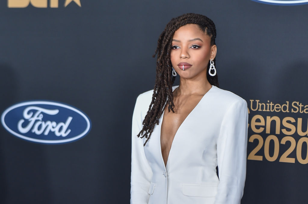 Chloe Bailey Of Chloe X Halle Shuts Down The #BussItChallenge Ahead Of 'Grown-ish' Premiere [VIDEO]
