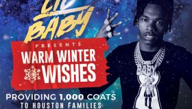 Lil Baby Warm Winter Wishes Houston