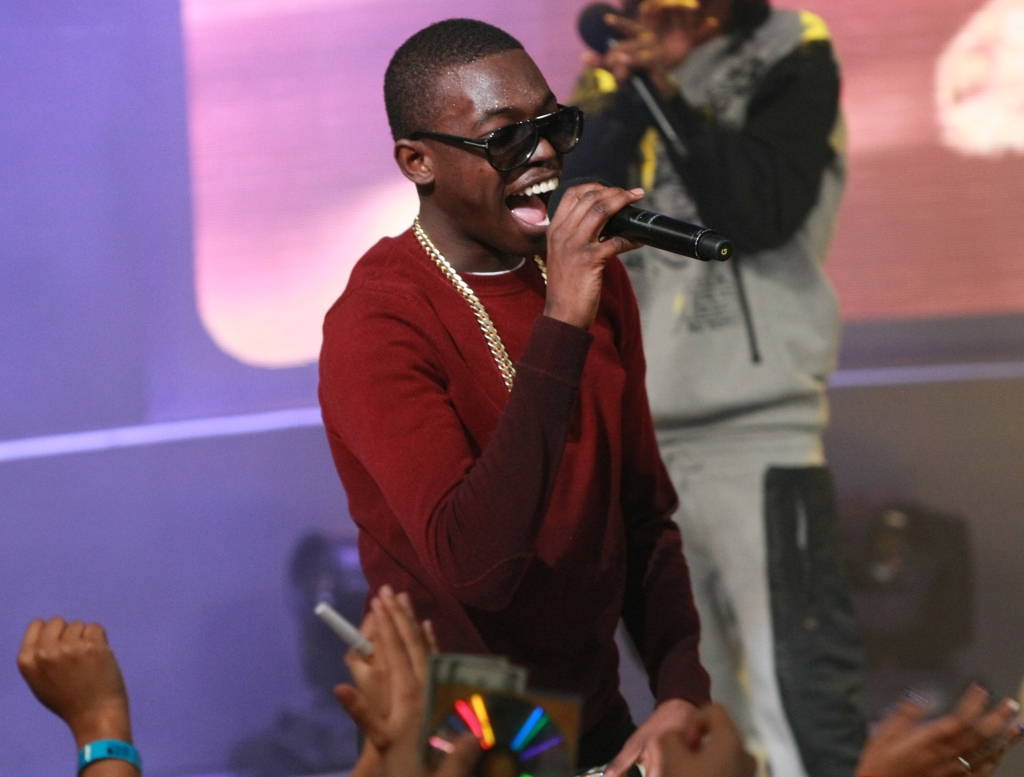 Bobby Shmurda On 106th and park
