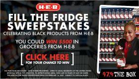 H-E-B Fill The Fridge Sweepstakes Imaging (KBXX)