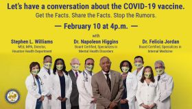 Let's Have A Convo About COVID-19 Vaccine
