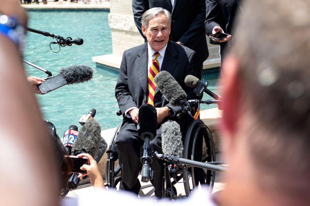 George Floyd's public viewing held in Houston, Texas