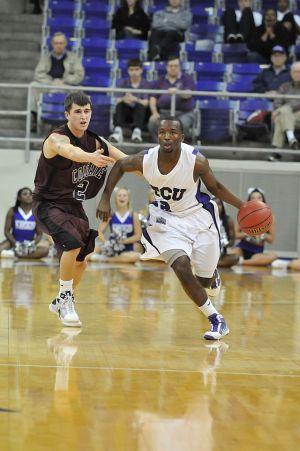 NCAA BASKETBALL: NOV 23 TCU at Colgate