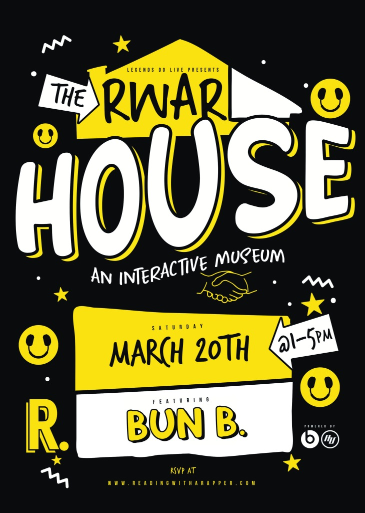 Reading With A Rapper RWAR House Interactive Museum