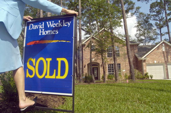 Sharon Williams, a sales consultant for David Weekley Homes,