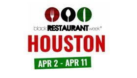 Black Restaurant Week 2021 Houston