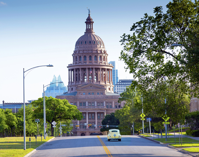 Texas, Austin, State Capitol Building