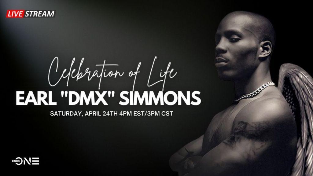 DMX Funeral Homegoing Service Live Stream Video