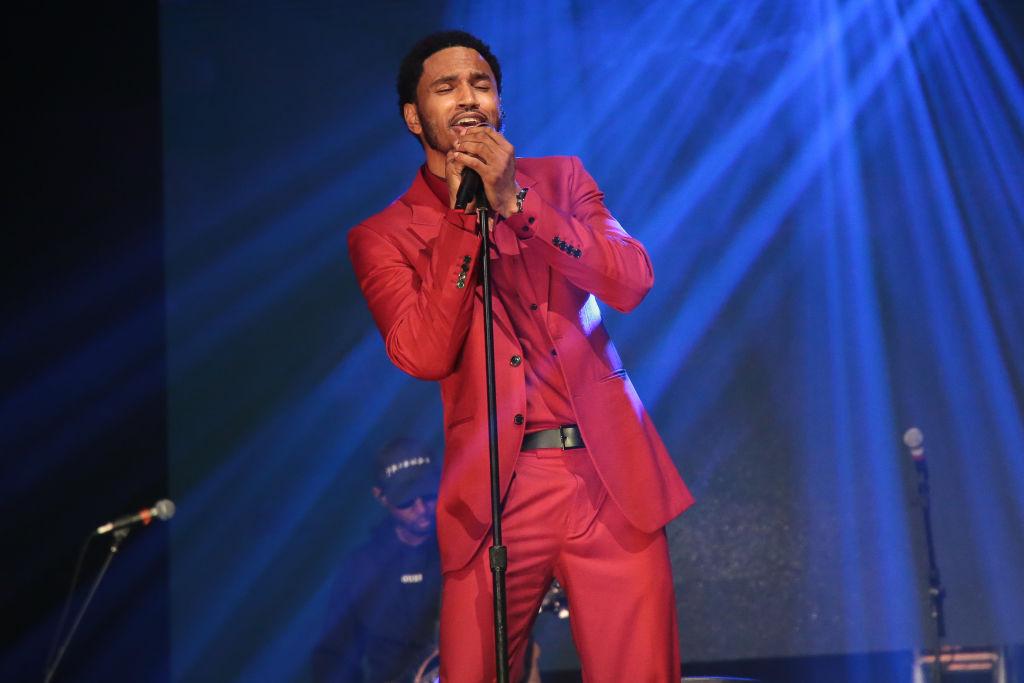 Trey Songz's Special Valentine's Day Concert