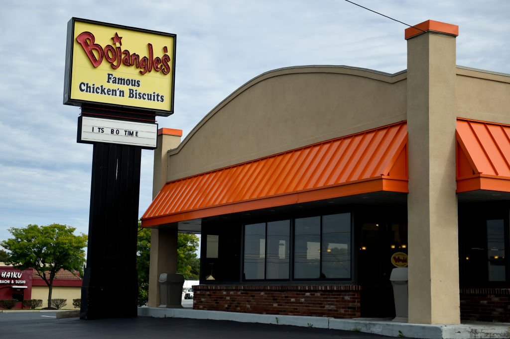 Bojangles Famous Chicken n Biscuits in Muhlenberg Township . Photo by Lauren A. Little 9/27/2018