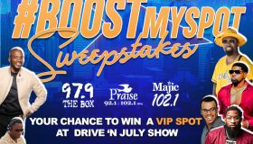 Boost My Spot Sweepstakes