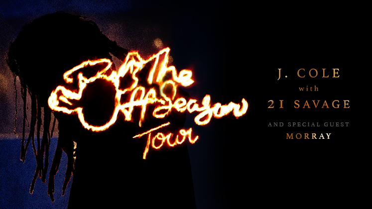 J. Cole The Off-Season Tour
