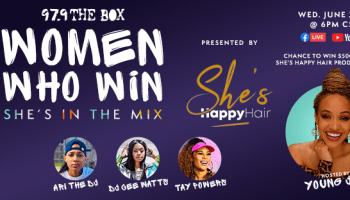 Women Who Win: She's In The Mix