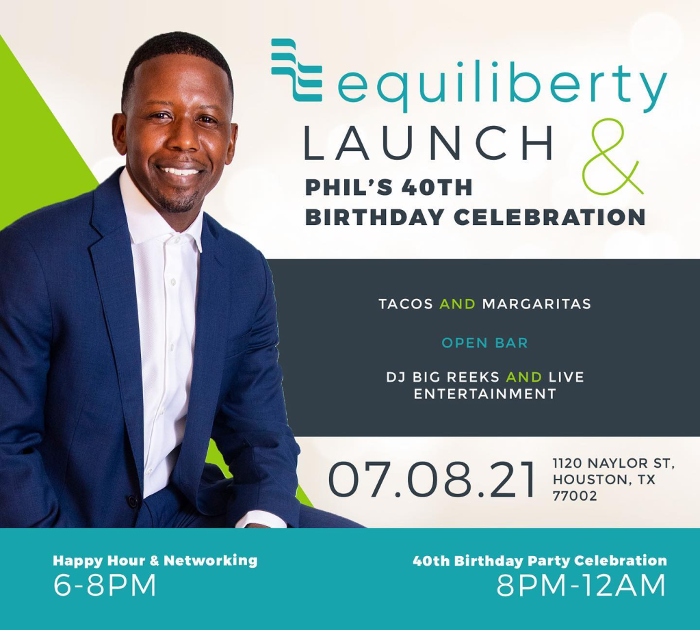 Equiliberty Launch