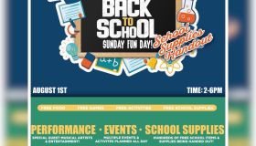 Paul Wall Back 2 School Sunday Fun Day