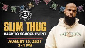 Slim Thug x Checkers Back To School