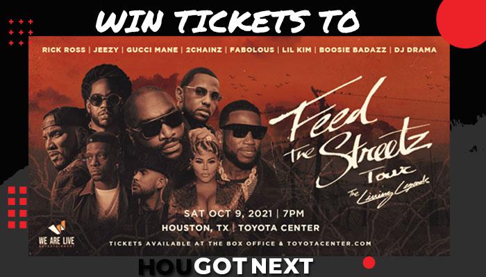 HOU Got Next - Feed The Streetz Tour