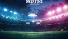 Overtime Sports Show - Academy Logo