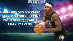 Overtime Sports Show (8.18) Graphic