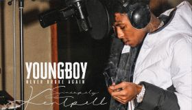 NBA YoungBoy Sincerely Kentrell Cover