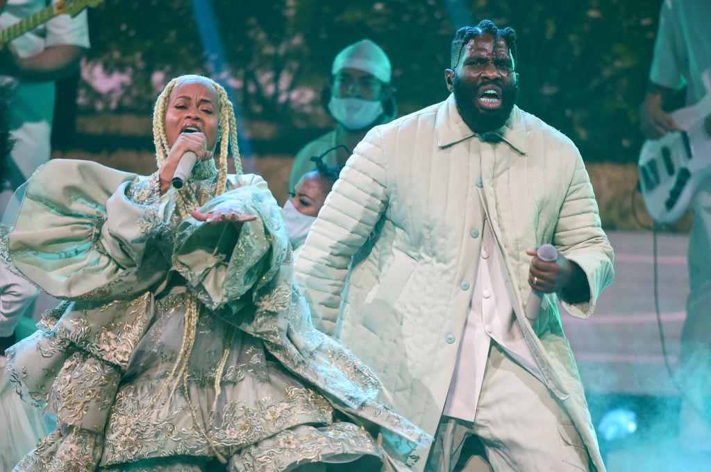 2021 BET Hip Hop Awards - Show