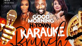 Good Morning H-Town Karaoke Brunch